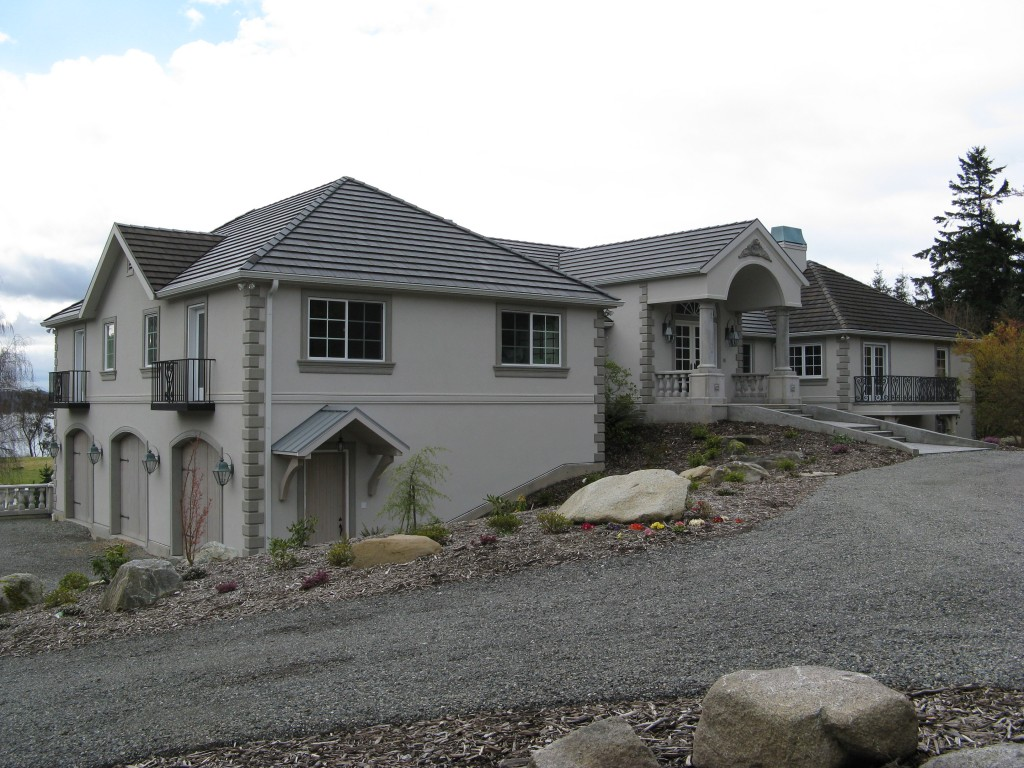 Residential Stucco in Seattle