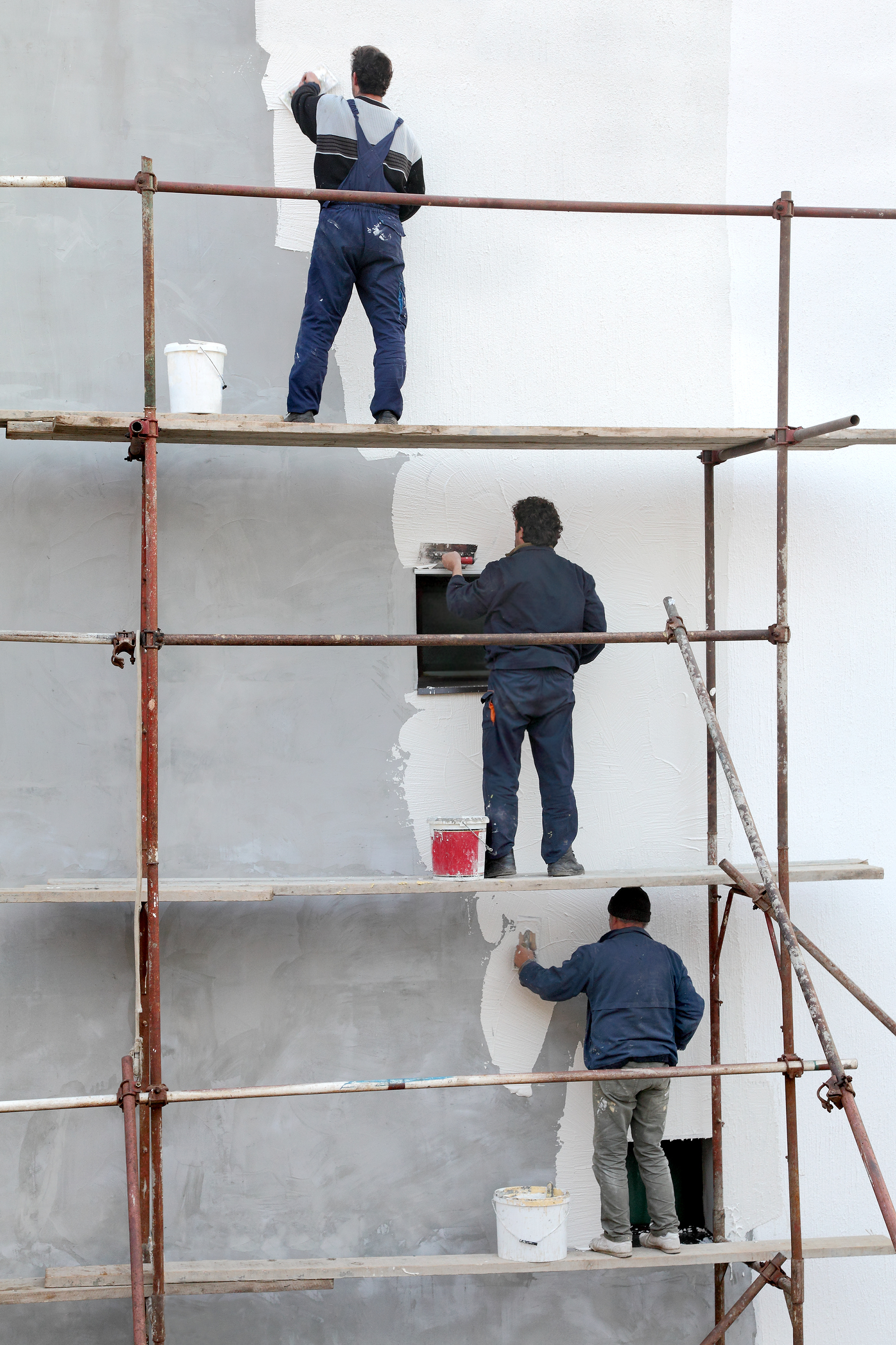 plaster repair in Marysville