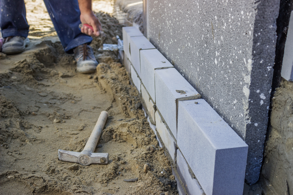Exterior insulation and finishing system (EIFS)