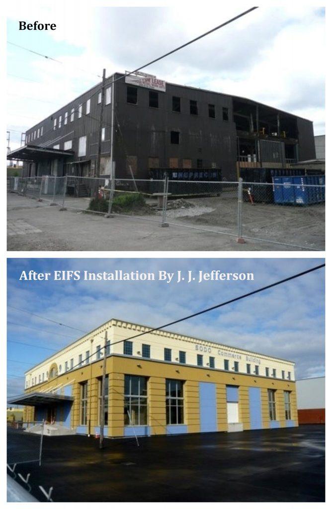 EIFS Repair In Tacoma